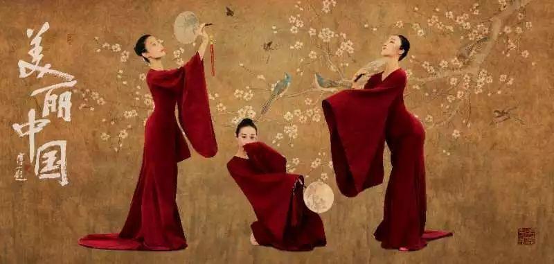 一眼辩士,一眼情郎:音舞诗画定义《美丽中国》
