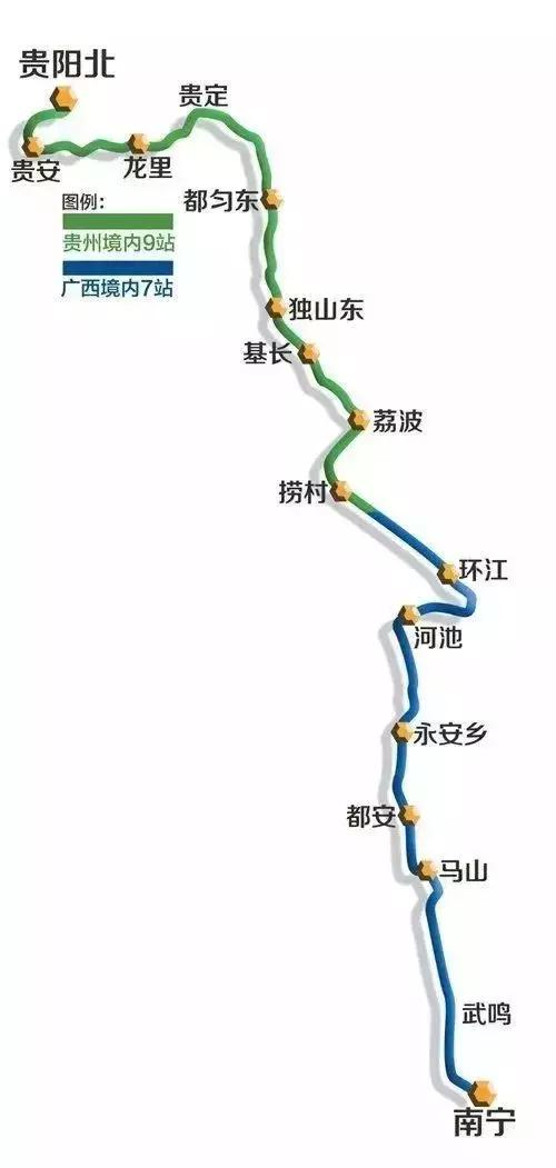 中国将建成全球最长高铁:内蒙包头 - 海南海口 2300公里,4200亿!