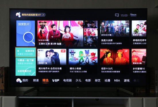 索尼65X8566F电视简评:4K HDR画质惊艳视觉