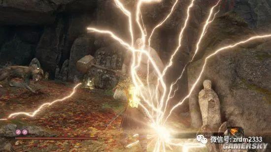 《只狼:影逝二度》武器元素伤害MOD 装上你就是苇名最酷的人