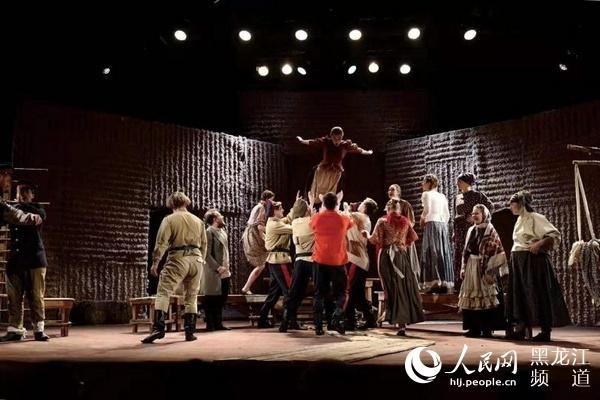 八小时史诗巨作《静静的顿河》首次在国内亮相将于哈尔滨大剧院首秀