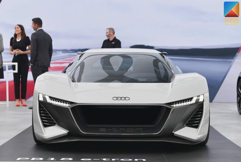 奥迪未来或将推出一款名为e-tron GTR的纯电动超级跑车