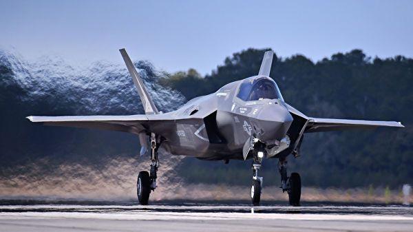 """美國拒絕交付F-35戰機,土外長:將在其他國傢購買類似戰機_防空"""""""