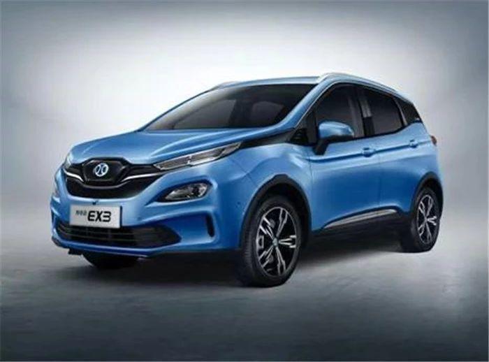 新能源车应该有哪些黑科技?北汽新能源EX3有话要说