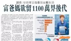 深度 | 父母期望给子女留1100万港元!其实最可靠的财富传承方式还是保险!