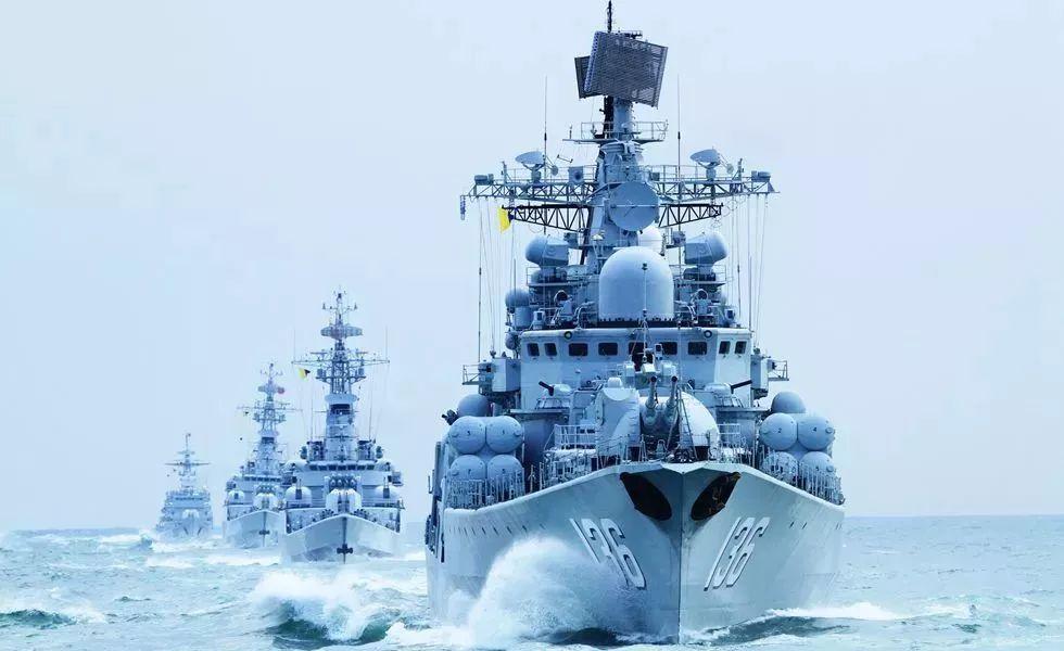 【今日说】人民海军,生日快乐