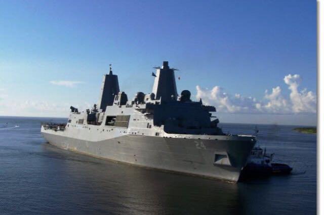 美国海军又曝偷窥门 军舰女浴室发现摄像头