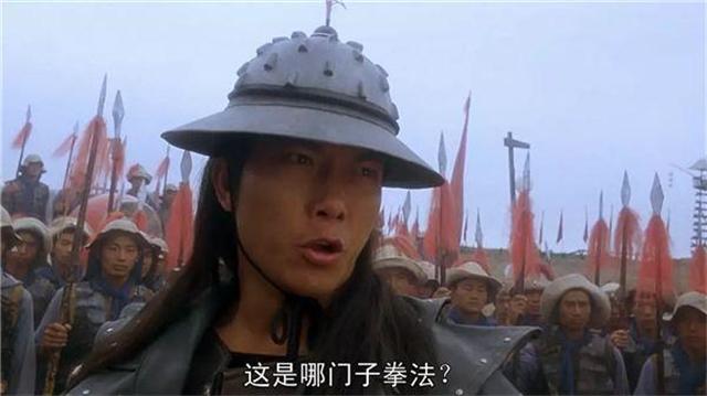 《太极张三丰》5位内地演员:跑龙套的小兵原来是《风筝》的四哥