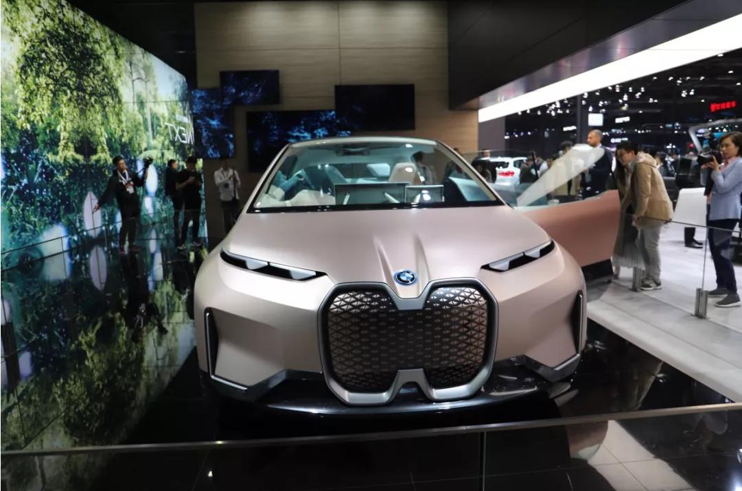 上海车展那么多科幻炫酷的概念 还有一款竟然下半年就量产