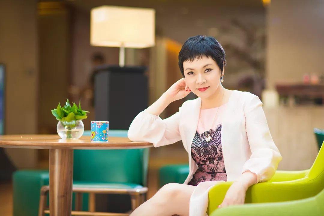 生命汇陈力:一个女企业家的年轻梦