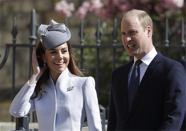 """原创 威廉和凯特如此合体在闹离婚?威廉和哈里才是""""真有问题"""""""