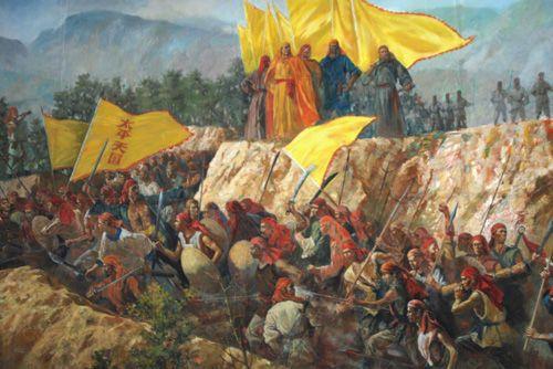 清朝没被太平天国推翻,为何死在了革命党手上?