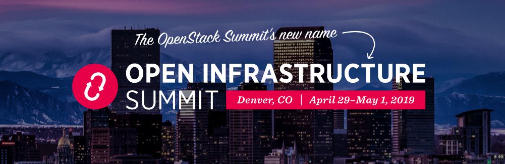 Open Infrastructure丹佛峰会即将召开,这些边缘计算议题等你来听