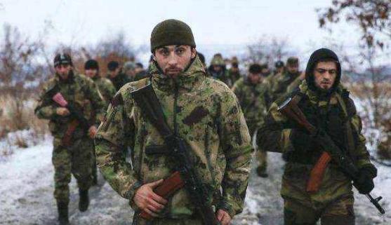 以少胜多!3个排俄军和1个团车臣叛军战斗3天,90人战至还剩6人!