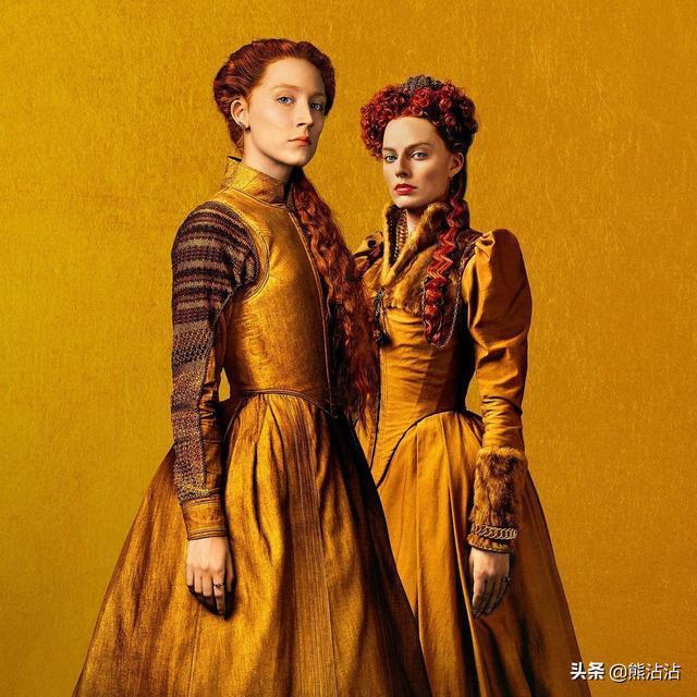 女王的对决:为何占尽优势的苏格兰女王玛丽会败给伊丽莎白一世?