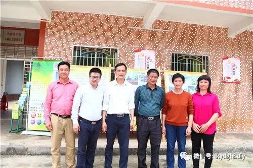 """梅县区领导莅临""""石赖村""""指导工作,对""""烘焙之乡""""前期工作给予了充分肯定"""