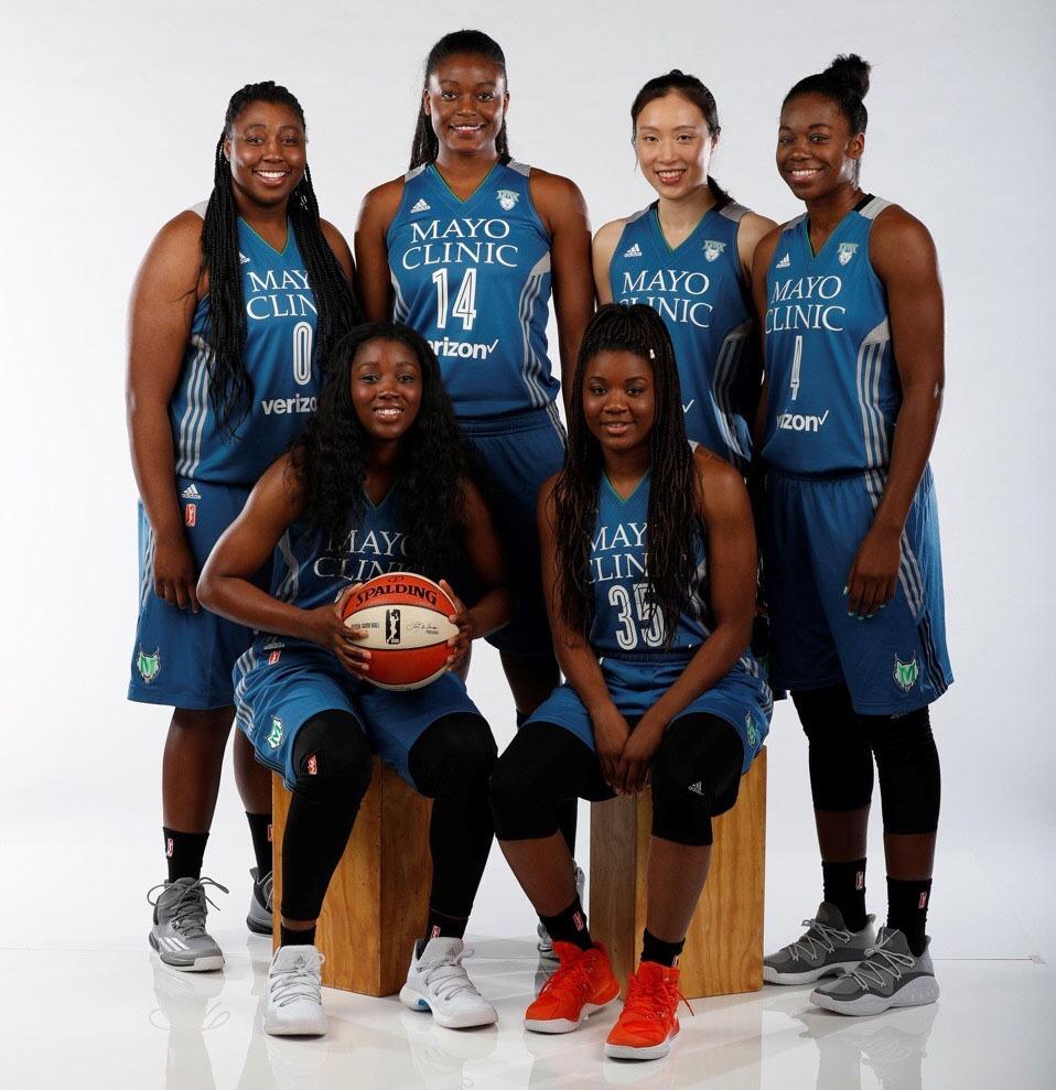 1米9女篮队长打WNBA!曾单场27分,是北师大美女博士,30岁仍单身
