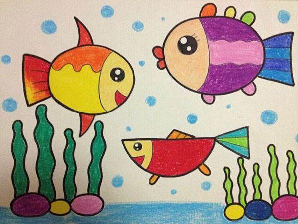 幼儿美术的好处有哪些?多大可以去学美术?