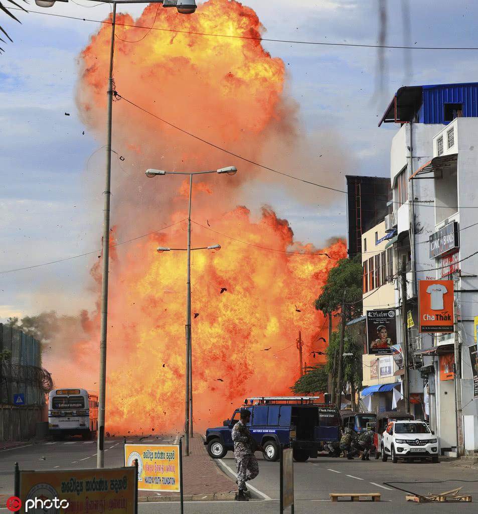 斯里兰卡遇难统计人数下调106人,原因却令人心碎