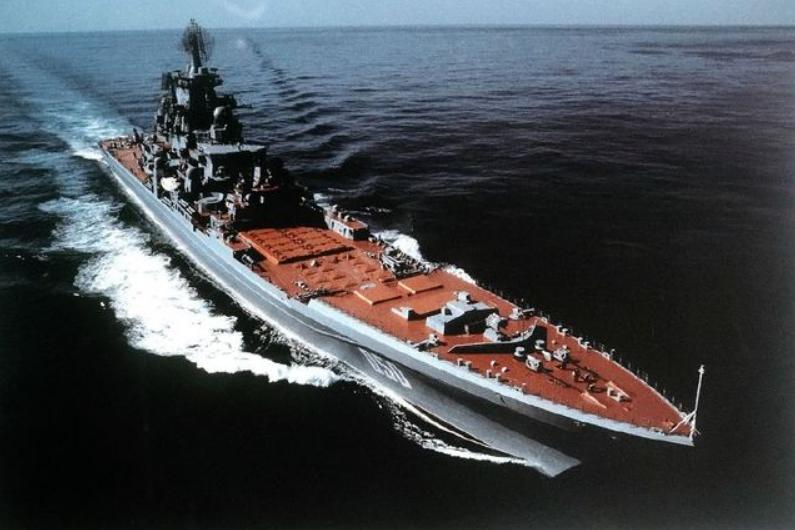 20亿美元升级 换装四面相控阵雷达 26000吨巡洋舰获新生再用20年
