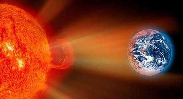 太阳氦闪是《流浪地球》的剧情前提图片