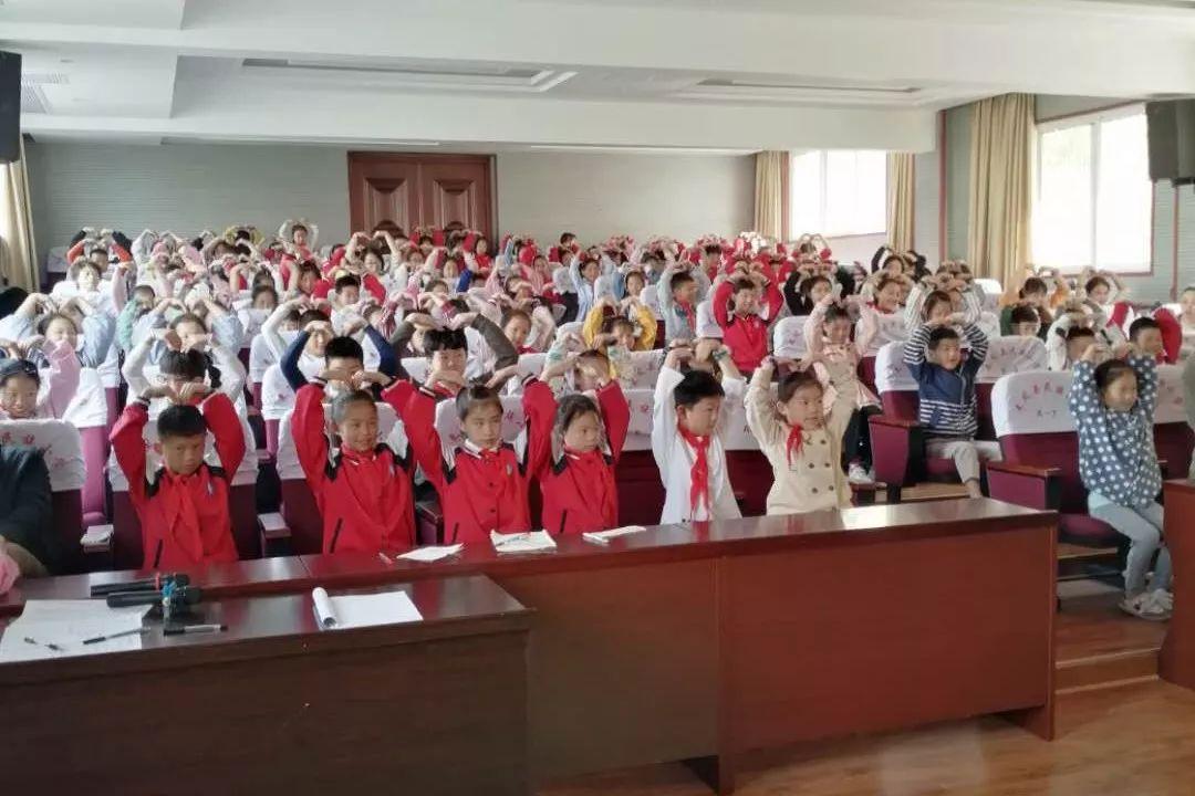 """省儿童中心""""彬彬有礼""""公益项目走进来凤县"""