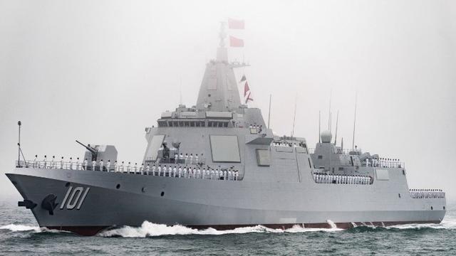 <b>中国海军近年来发展迅速,过去几个短板已有显著改善</b>