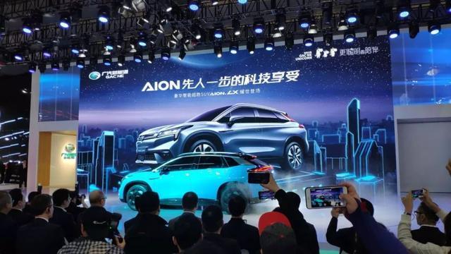 中国自主车企在电动汽车开始领跑全球车企
