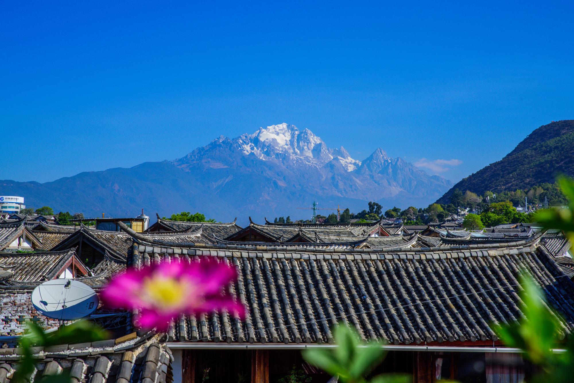 这里比丽江古城小三倍,却丝毫不比丽江古城差多少,有人还独爱它