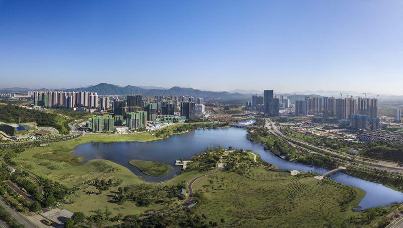 """中新广州知识城:吸引更多海外企业落户 让更多中国企业""""走出去"""""""