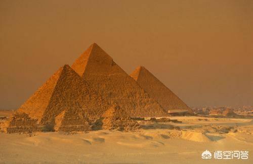 埃及金字塔和秦始皇陵哪个建造难度大?