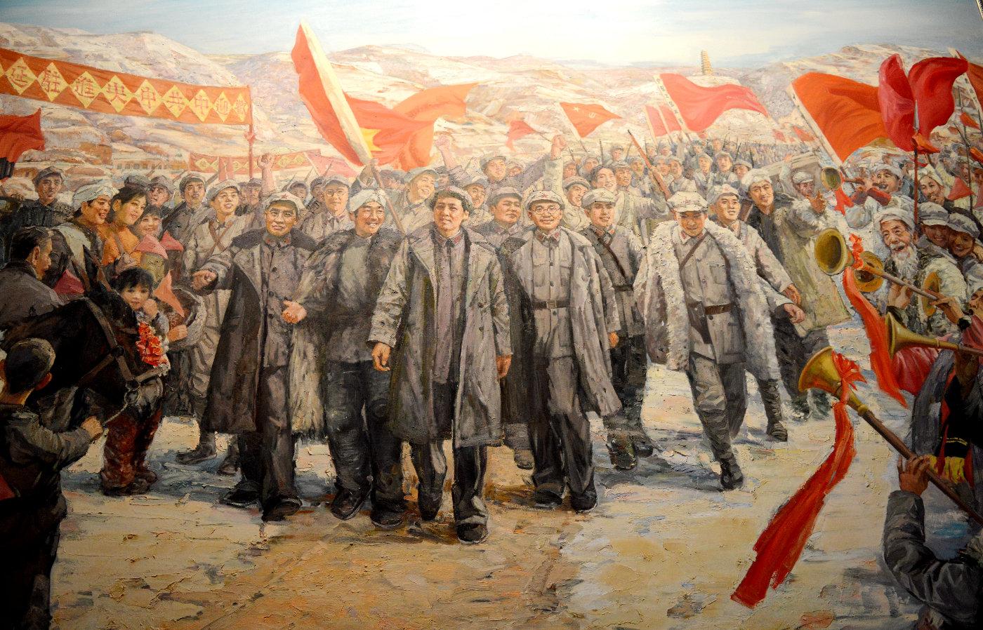 不忘初心:一次难忘的延安红色之旅!_革命