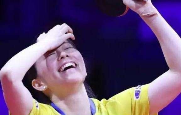 人贵有自知之明!相比伊藤美诚张本智和 她更受中国球迷喜爱