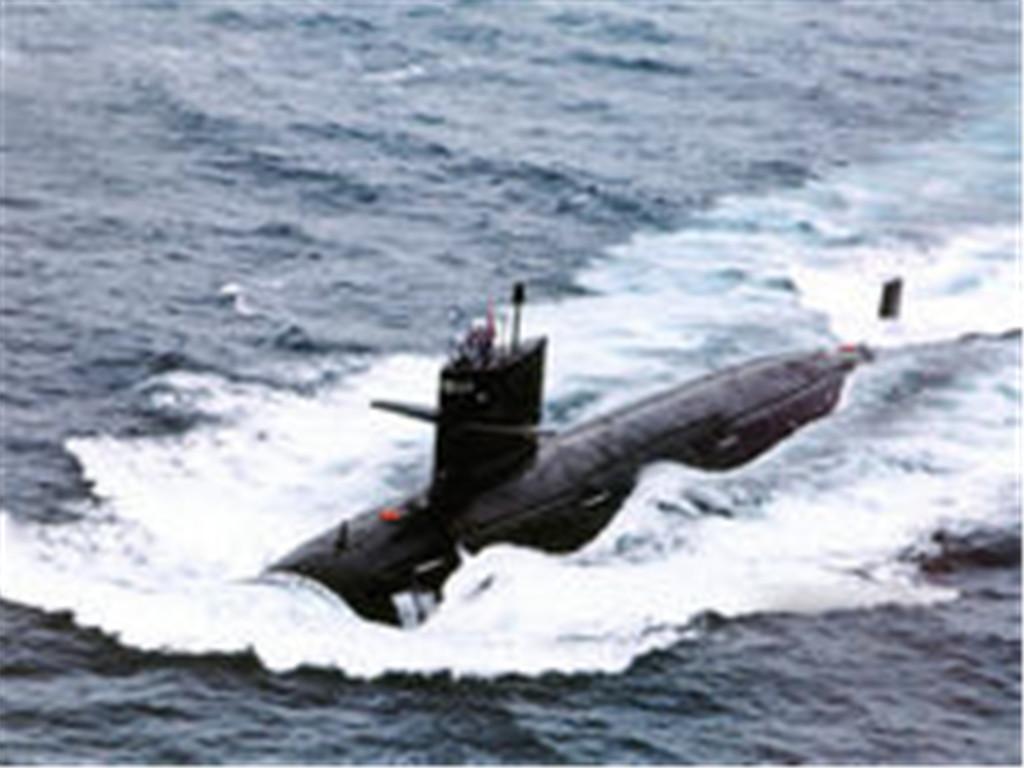 095型核潜艇神秘出世,有项技术全球第一,已超弗吉尼亚级潜艇