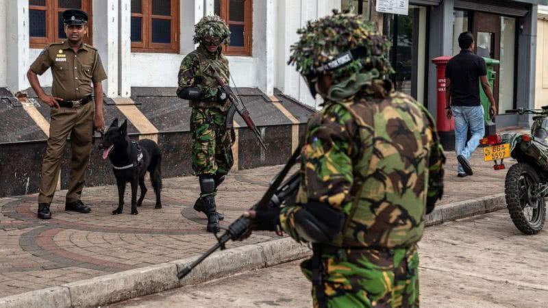 斯裡蘭卡再發3起爆炸 兩武裝分子被擊斃_軍方