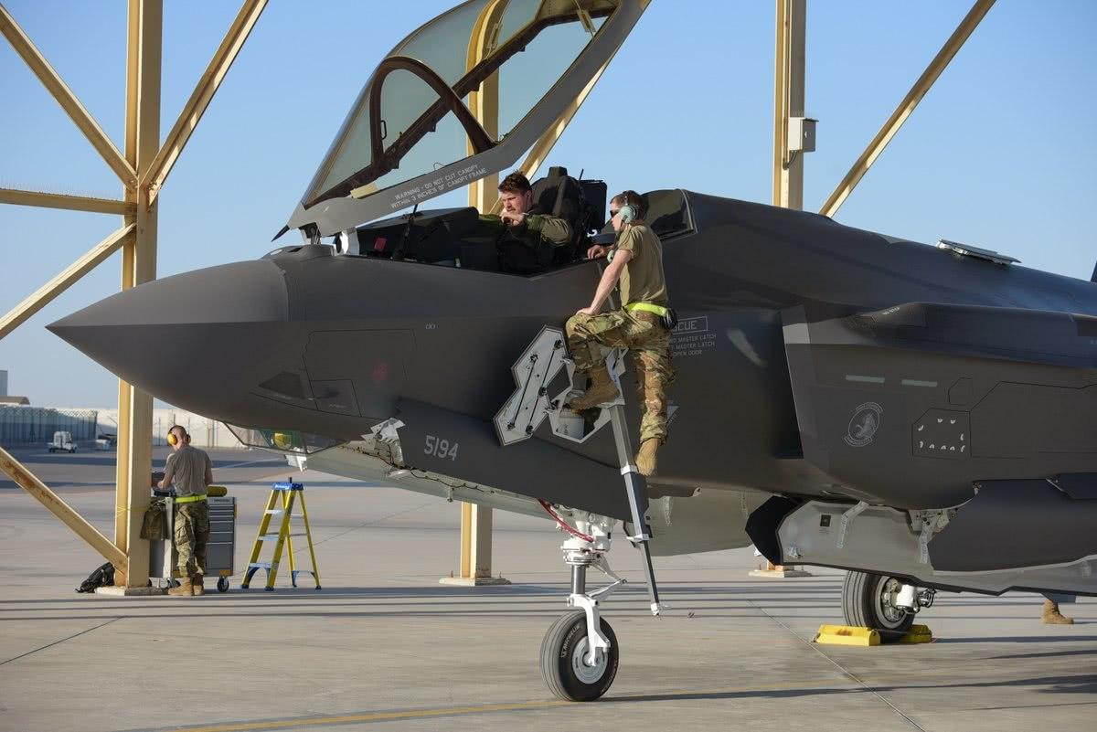 美國監管機構:去年8個月隻有一半F-35能上天_美國國防部