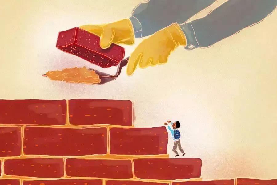 """遇到問題越挫越勇的孩子,思維方式到底是怎樣的?_教育"""""""