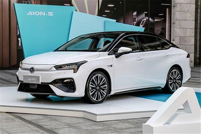 广汽新能源Aion S上市 售价13.98万起