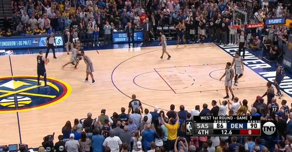 NBA最奇葩比赛诞生:落后4分既不犯规也不暂停,眼睁睁看着输球
