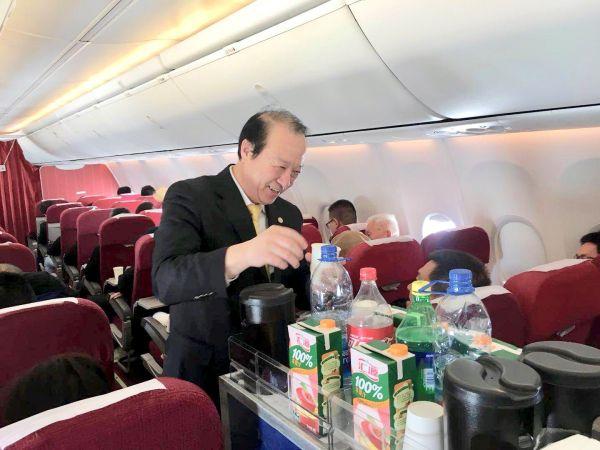 <b>金鹏航空开展海航创业26周年重温首航仪式活动</b>