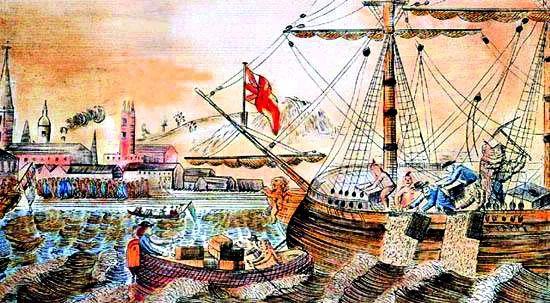 历史|征服全世界,茶叶竟然是最大赢家