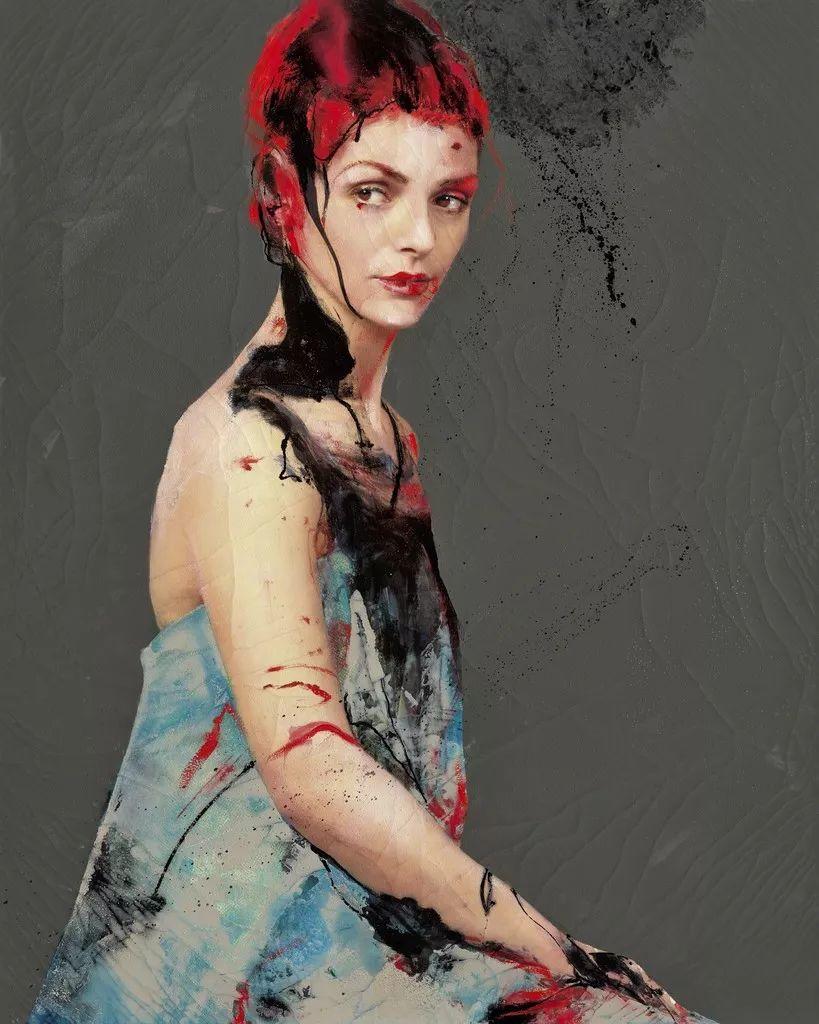 色妓妓_卍物志┃吉普赛妓女的女儿,从流浪汉成为欧洲当代艺术