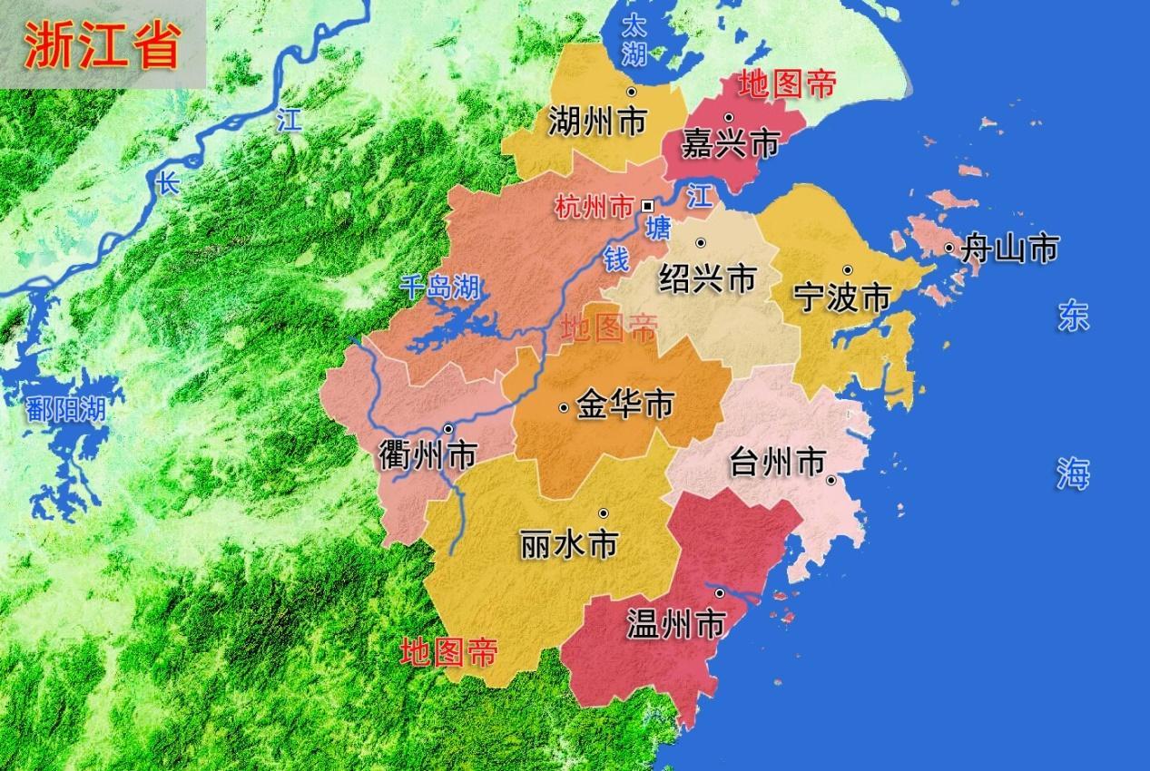 <b>浙江杭州下辖的建德桐庐淳安,为何不设地级市?</b>