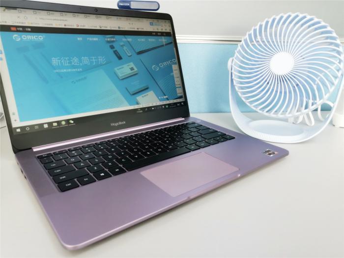 清凉神器,夏日必备——ORICO USB桌面小风扇