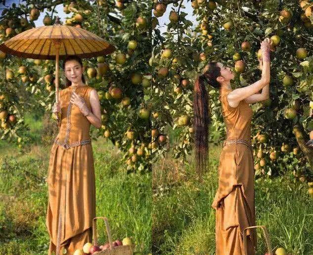 """杨丽萍才是最大的""""照骗"""",素颜亮相吓坏网友,这是她的真样子!"""