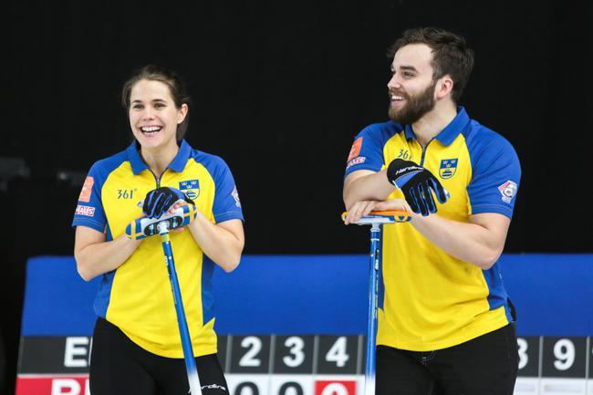 混双冰壶世锦赛瑞典复仇加拿大夺冠 美国获季军