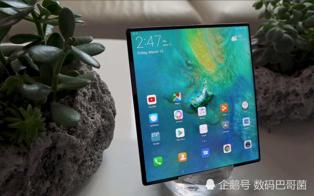 折叠屏手机太昂贵:中国人工作46.5天才买得起华为MateX