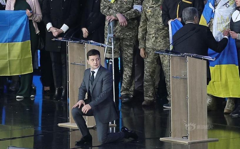 泽连斯基胜任后,普京并没有发来贺词,反而提出了一个要求