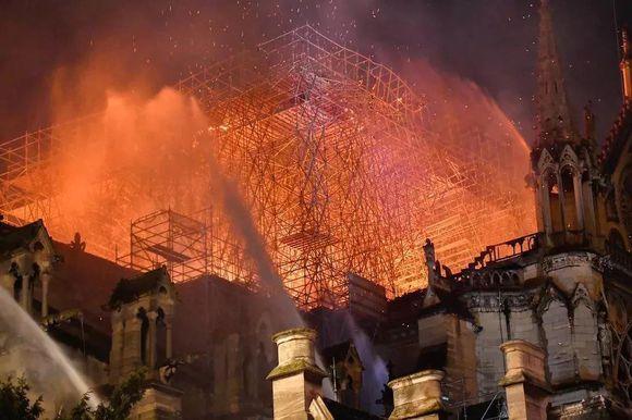 巴黎圣母院激光建模重建,数字化技术给人类带来的美好未来