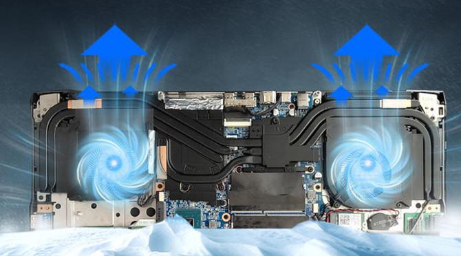 好物推荐:机械师F117-FPro游戏本17.3英寸巨幕微边